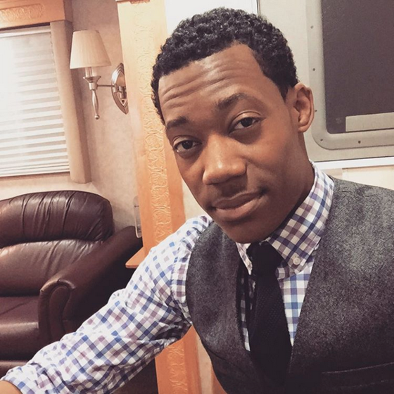 Tyler James Williams, Instagram