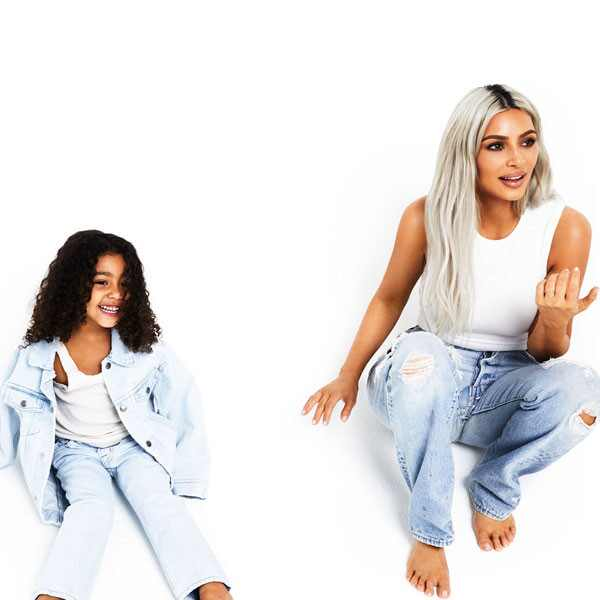 Kim Kardashian, 2017 Kardashian Christmas Card Sneak Peek