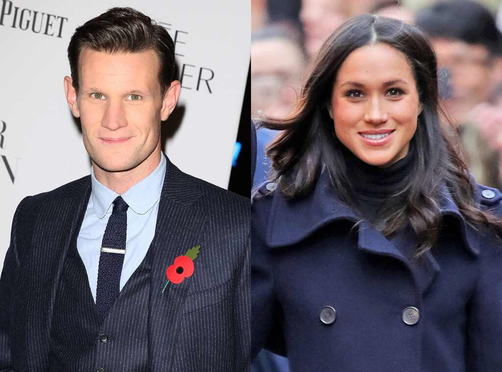 Matt Smith, Meghan Markle