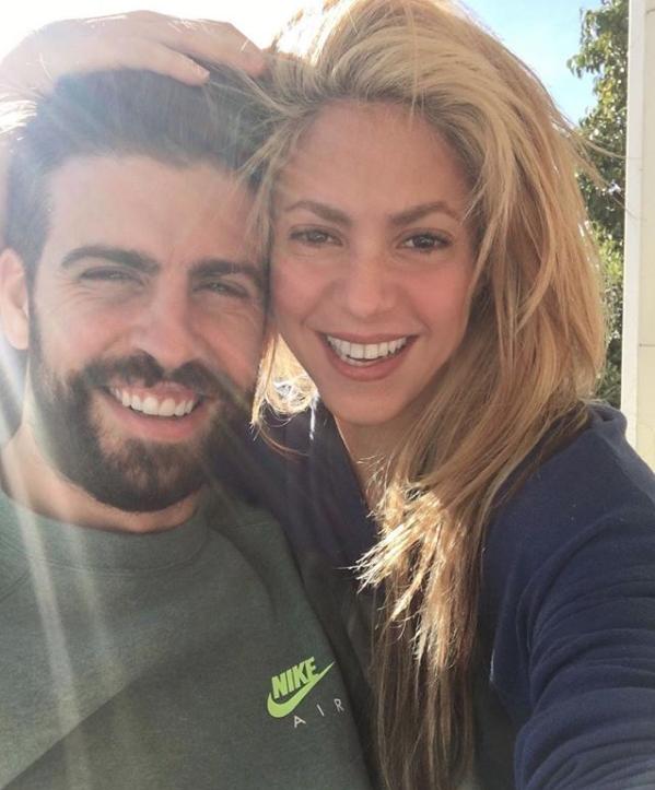 Inéditas fotografías de Shakira después de su cirugía