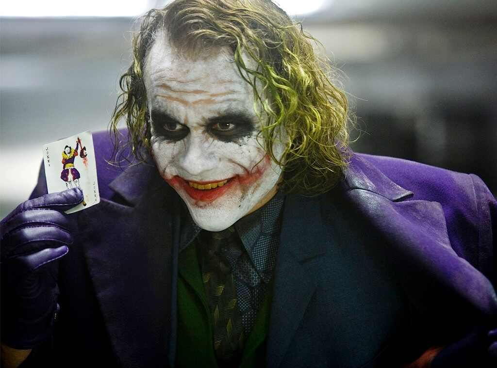 Heath Ledger, Joker, Pantone Color of the Year 2018, Ultra Violet