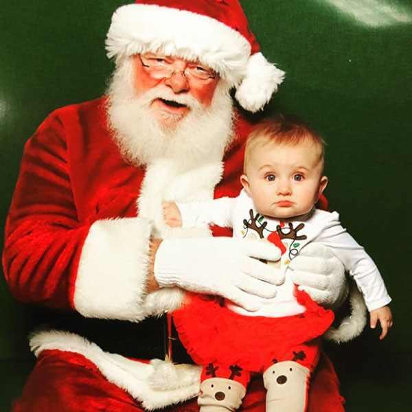 Brie Bella, Birdie Joe Danielson, Christmas