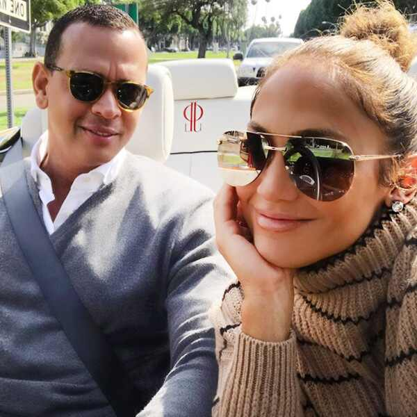 ESC: Couples Gift Guide, Jennifer Lopez, Alex Rodriguez