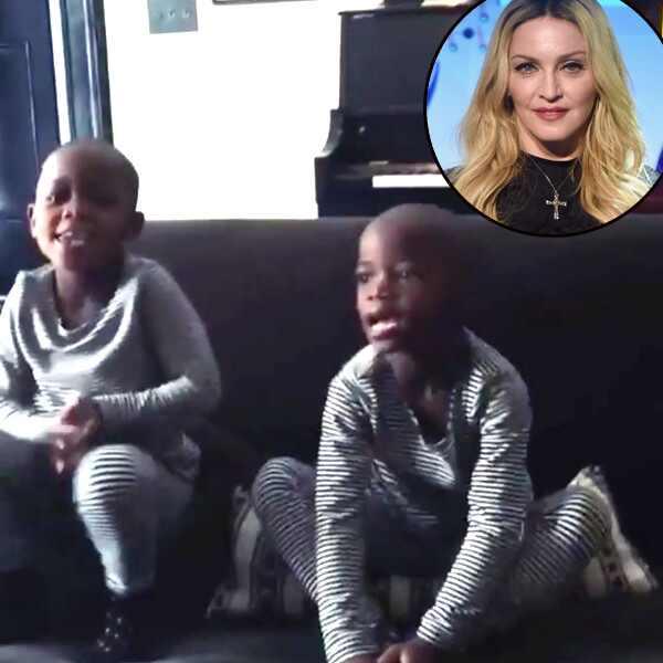 Madonna, Twin Boys