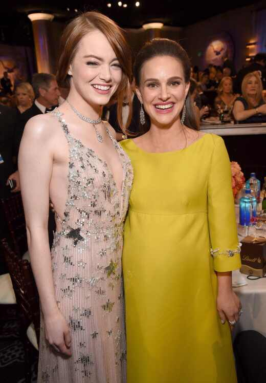 Emma Stone, Natalie Portman