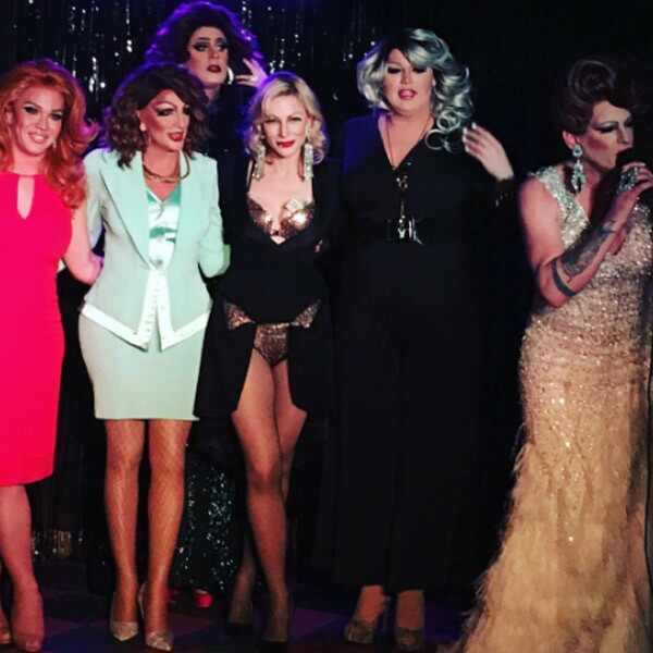 Cate Blanchett, Drag Show, Stonewall Inn