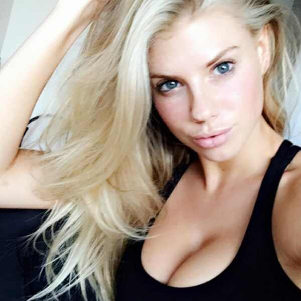 ESC: Beauty Beat, Charlotte McKinney