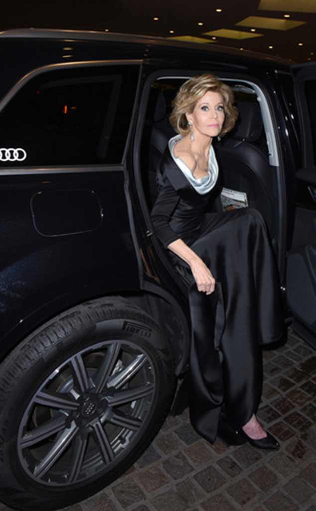 Jane Fonda, Costume Designers Guild Awards
