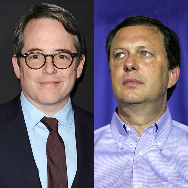 Matthew Broderick, Michael D. Brown