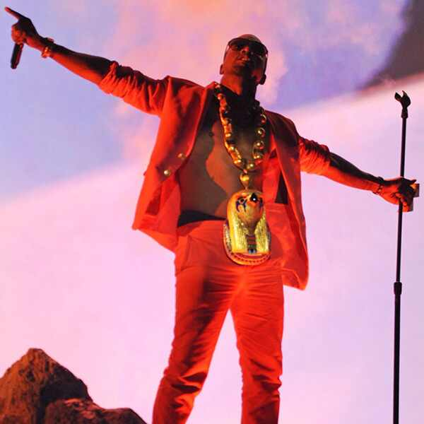 Kanye West, 2010 BET Hip Hop Awards