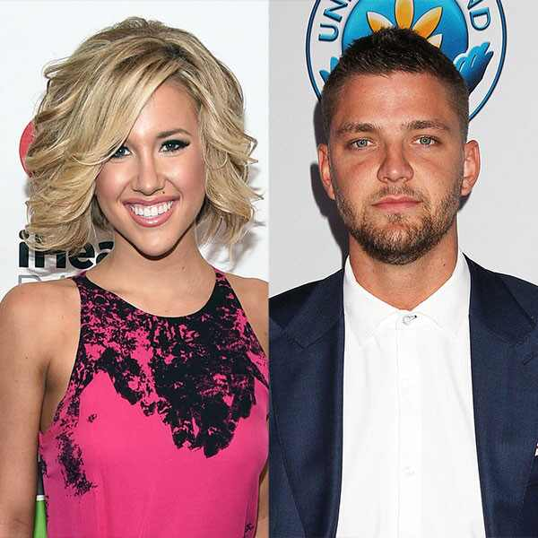 Savannah Chrisley, Chandler Parsons