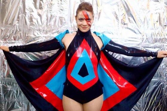 Leandra Leal, Carnaval 2016