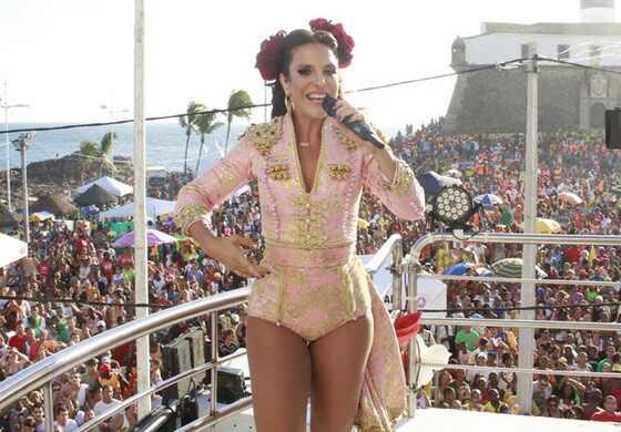 Ivete Sangalo, Carnaval 2013