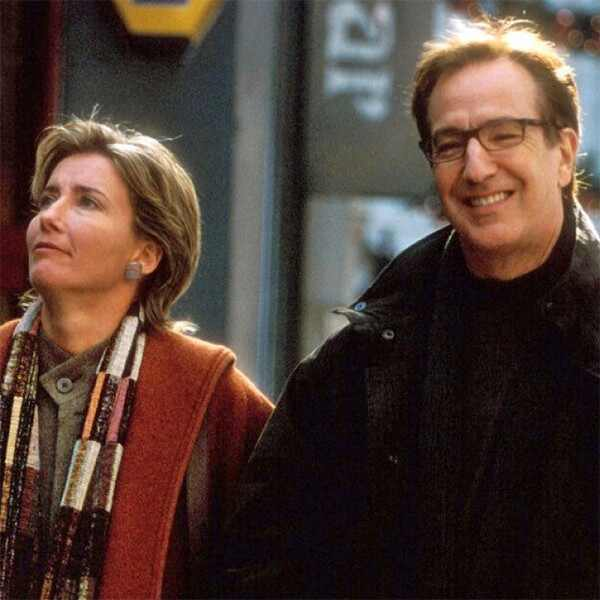 Emma Thompson, Alan Rickman, Love Actually