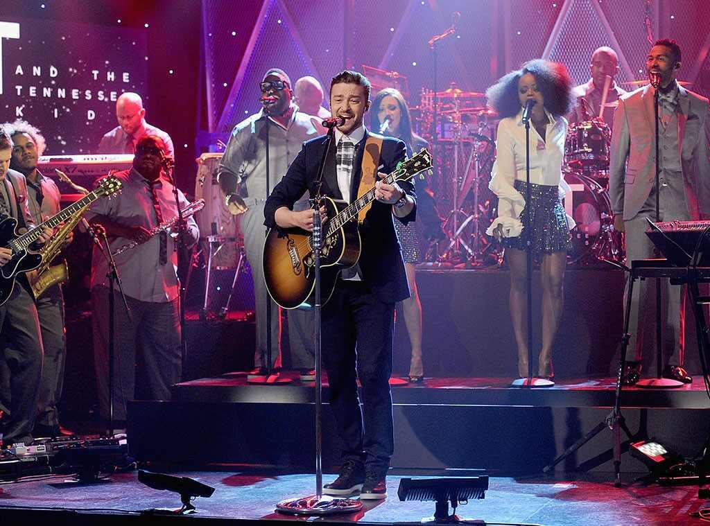 Justin Timberlake, Tonight Show