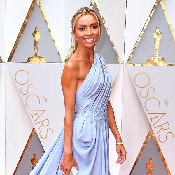 Giuliana Rancic, 2017 Oscars, Academy Awards