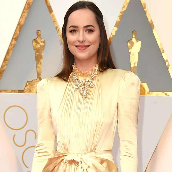 Dakota Johnson, 2017 Oscars, Academy Awards, Arrivals