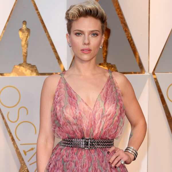 Scarlett Johnasson, 2017 Oscars, Academy Awards, Arrivals