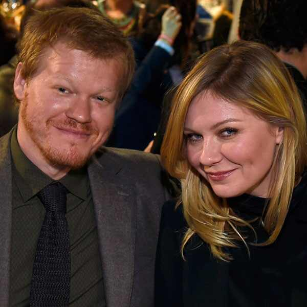 Jesse Plemons, Kirsten Dunst, 2017 Film Independent Spirit Awards, Show