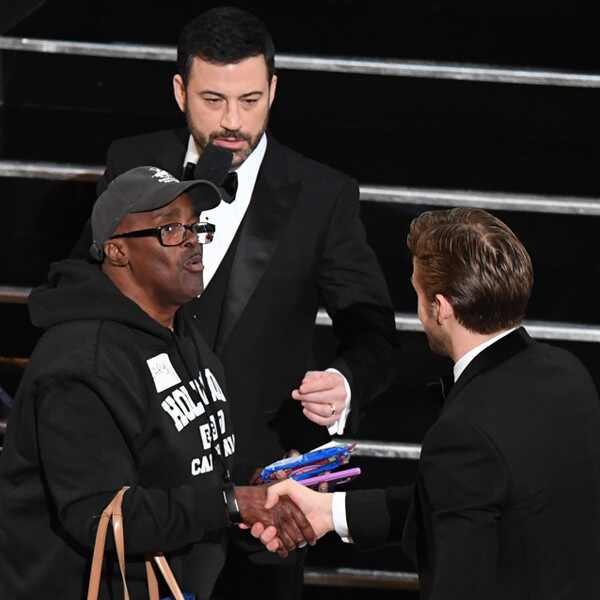 Gary from Chicago, Ryan Gosling, Jimmy Kimmel, 2017 Oscars, Academy Awards, Show