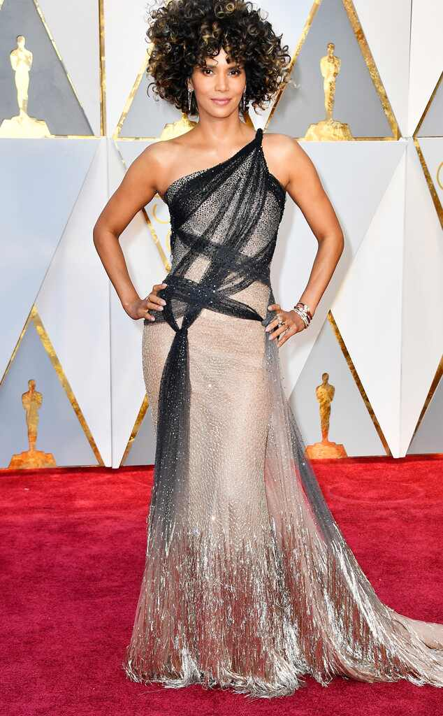 Halle Berry, 2017 Oscars, Academy Awards, Arrivals