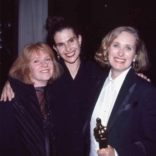 Jan Chapman, Janet Patterson, Jane Campion