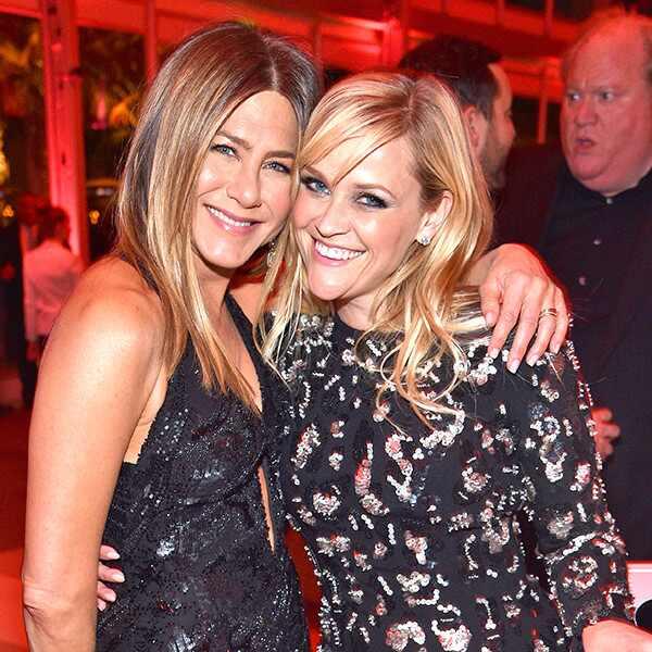 Jennifer Aniston y Reese Witherspoon juntas en nueva serie