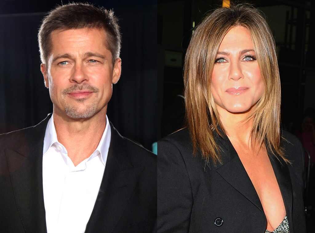 Brad Pitt y Jennifer Aniston pueden estar de nuevo juntos