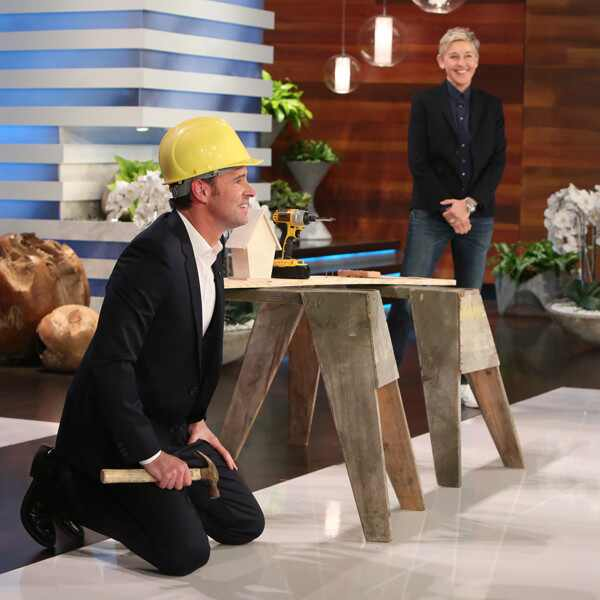 Scott Foley, The Ellen DeGeneres Show