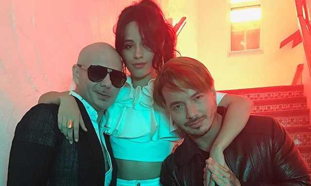 Camila Cabello, J Balvin, Pitbull