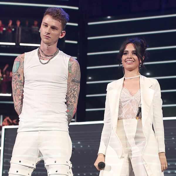 Camila Cabello, Machine Gun Kelly, 2017 Kids Choice Awards, Show