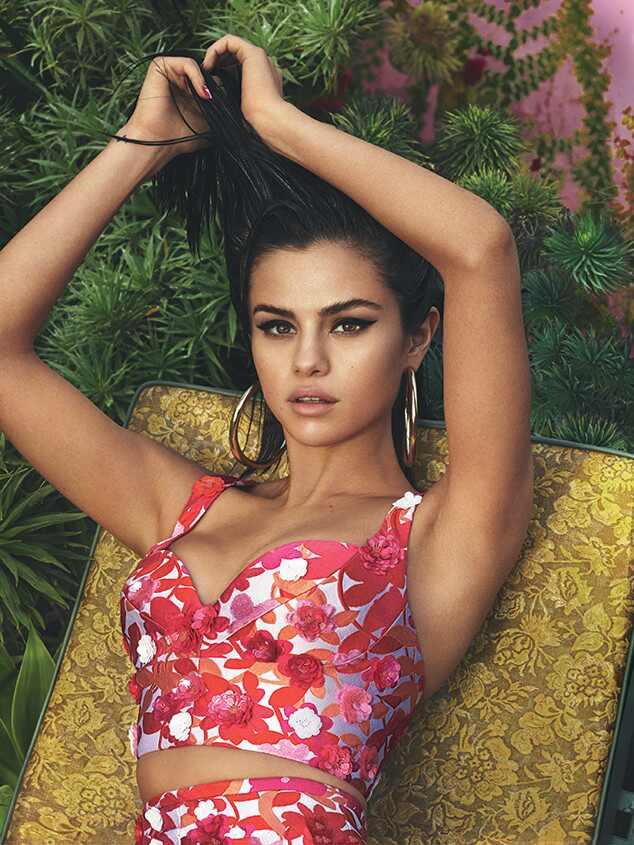 Selena Gomez, Vogue