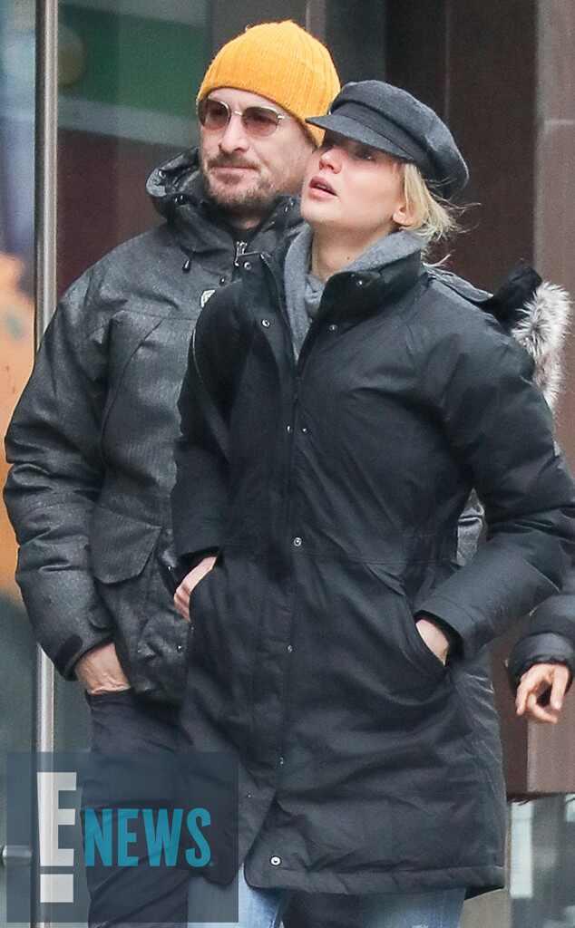 Jennifer Lawrence, Darren Aronofsky, Exclusive