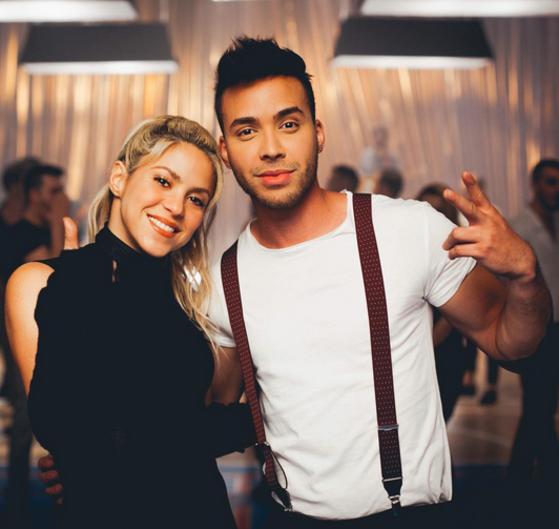 Shakira le encontró el mejor reemplazo a Prince Royce para menearse al ritmo de la bachata (+ Video)