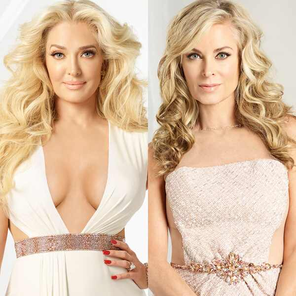 The Real Housewives of Beverly Hills, Season 7, RHOBH, Erika Girardi, Eileen Davidson