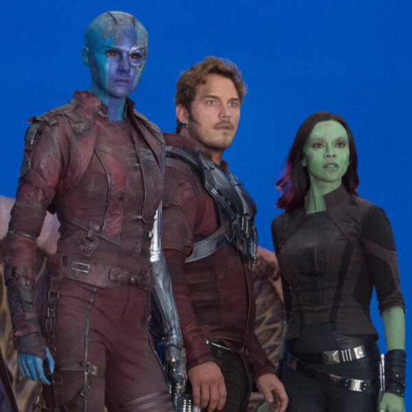 Guardians of the Galaxy Vol. 2, BTS