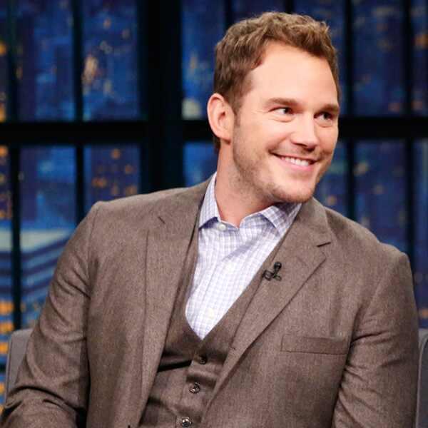 Chris Pratt, Late Night With Seth Meyers