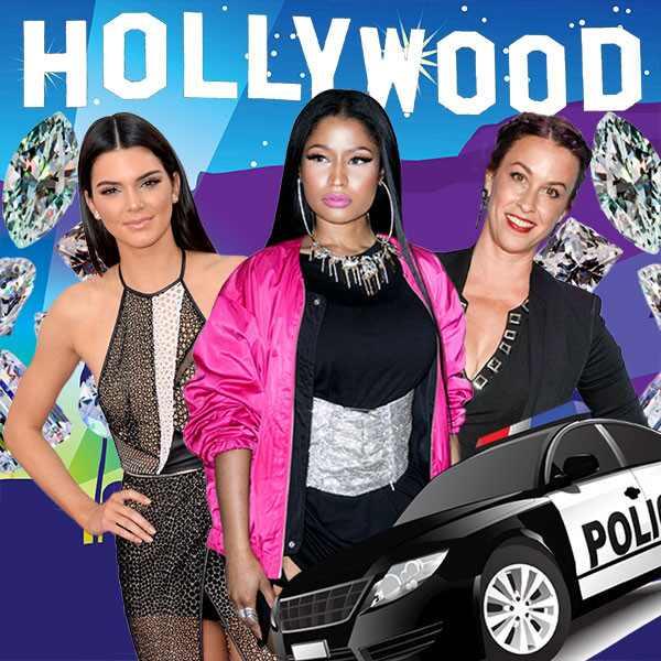 Kendall Jenner, Nicki Minaj, Alanis Morrisette