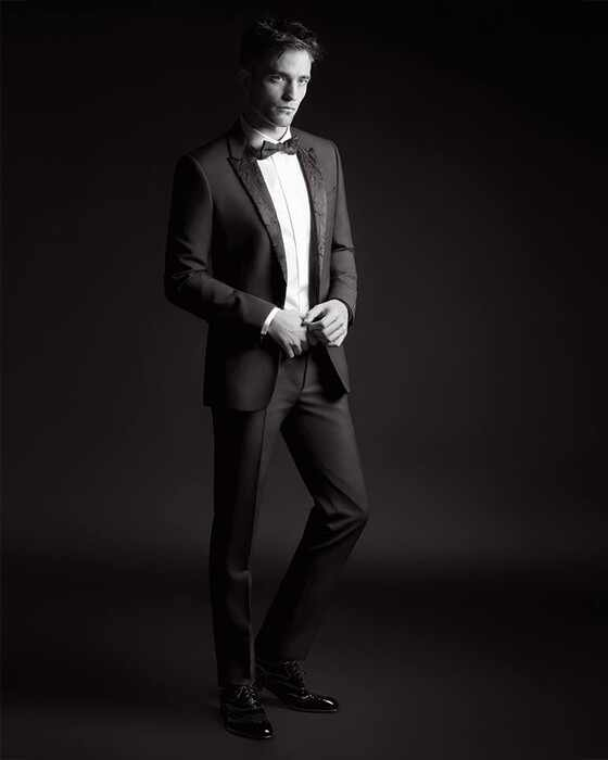 Robert Pattinson, Dior Homme