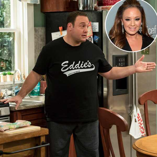 Kevin Can Wait, Leah Remini
