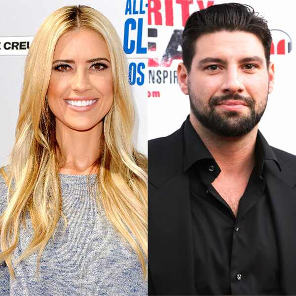 Christina El Moussa, Nate Thompson