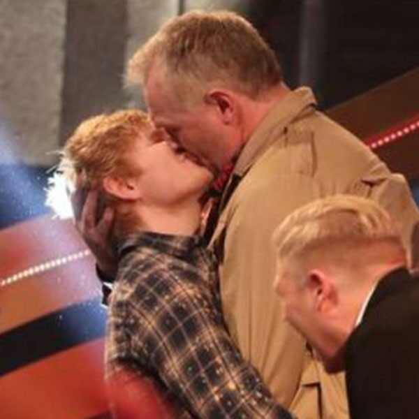 Ed Sheeran, Greg Davies