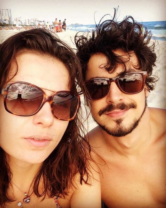 Monica Iozzi assume namoro com Felipe Flores, ex de Emanuelle Araújo