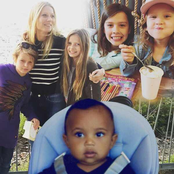 Celeb Kids collage