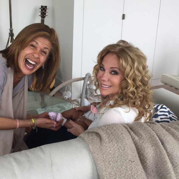 Hoda Kotb, Kathie Lee Gifford, Haley Joy, Instagram