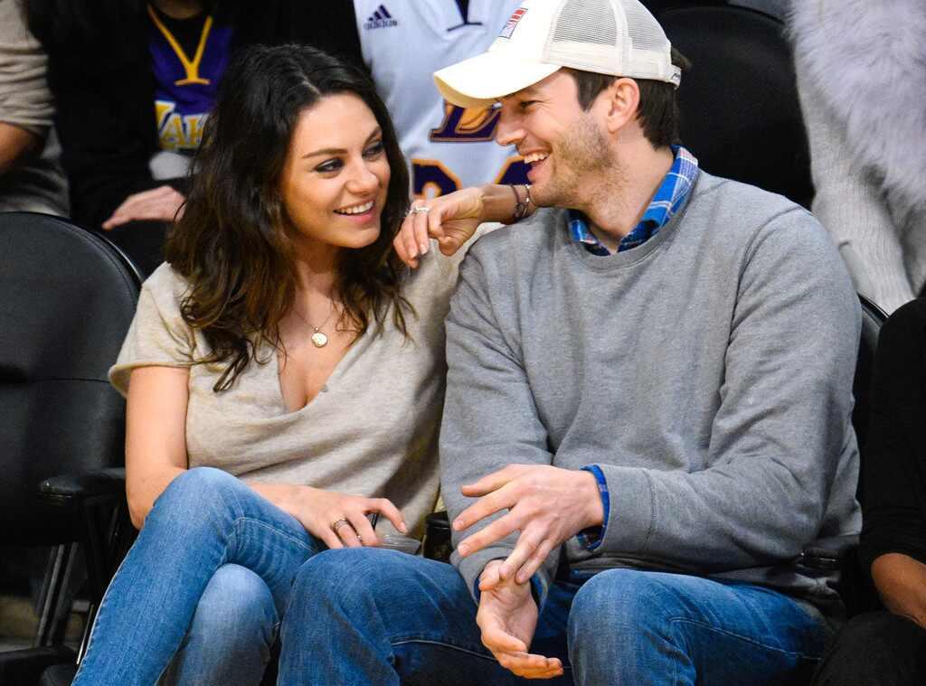 Kunis y Kutcher ya no darán regalos a sus hijos en Navidad