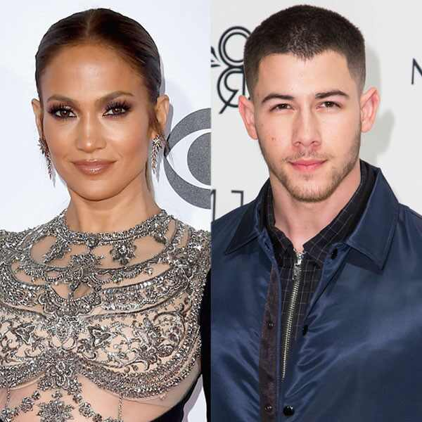 Nick Jonas, Jennifer Lopez