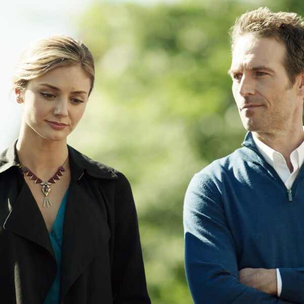 Christine Evangelista, Michael Vartan, The Arrangement, The Arrangement 105