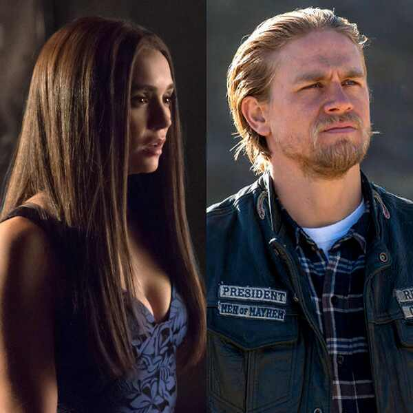 The Vampire Diaries, Sons of Anarchy, finale