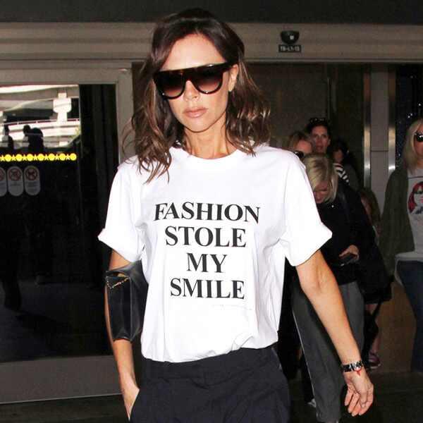 Victoria Beckham, Stars Statement T-Shirts
